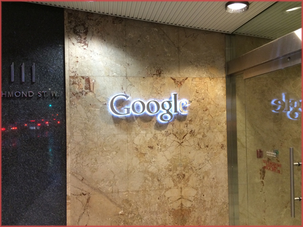 Google Canada Headquarters in Toronto